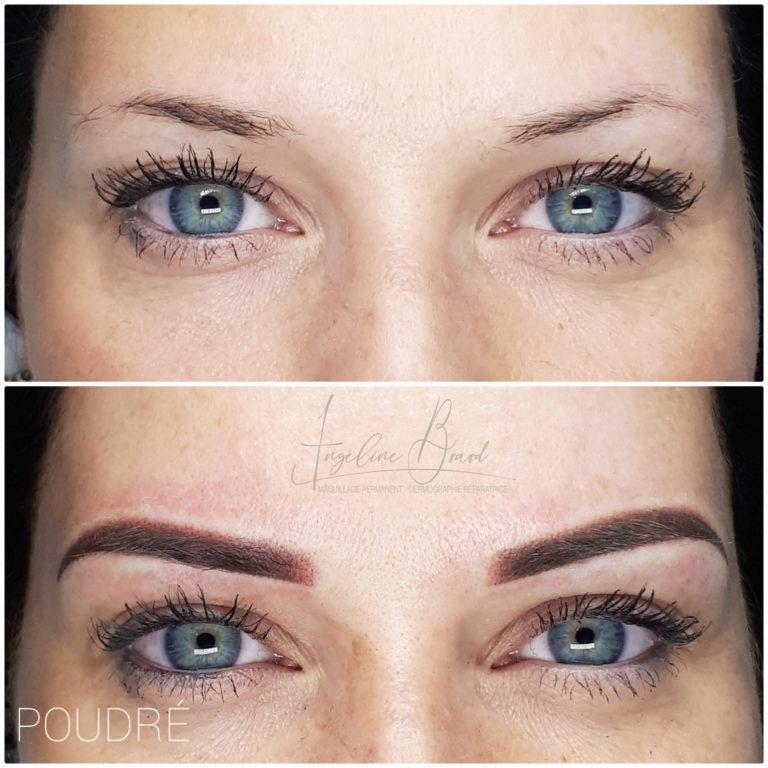 Maquillage-permanent-angeline-rennes-sourcils-poudré