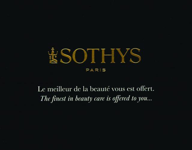 Pochette Sothys