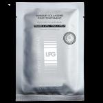 Masque collagène post-traitement visage, cou et décolleté LPG