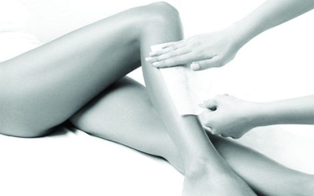Photo Onaé épilation de jambe